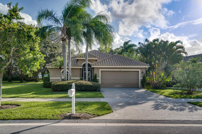 Delray Beach Single Family Home For Sale: 7727 Stirling Bridge Boulevard