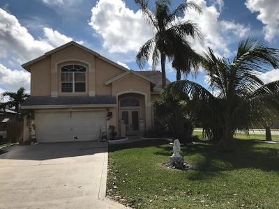 Jupiter Single Family Home For Sale: 6350 Foster Street