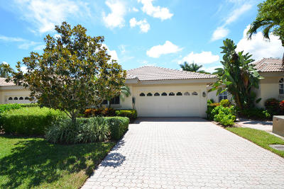 Delray Beach Townhouse For Sale: 6352 San Michel Way
