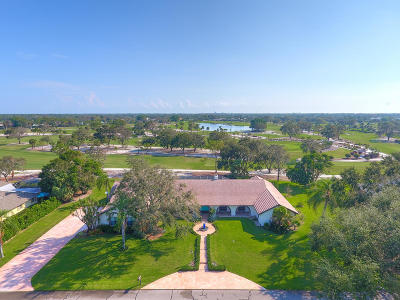 Tequesta Single Family Home For Sale: 160 SE Turtle Creek Drive