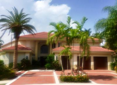 Boca Raton Single Family Home Contingent: 21133 Ormond Court