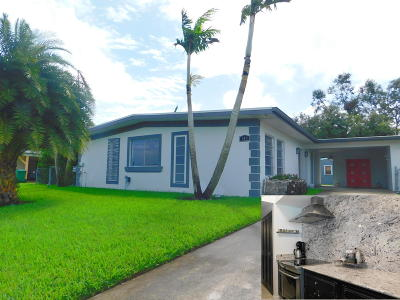 Port Saint Lucie FL Single Family Home Closed: $174,000
