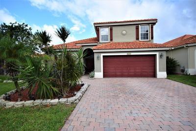 Boynton Beach Single Family Home For Sale: 8076 Sago Palm Lane