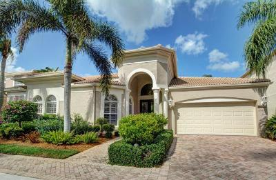 Boca Raton Single Family Home For Sale: 6583 NW Somerset Circle