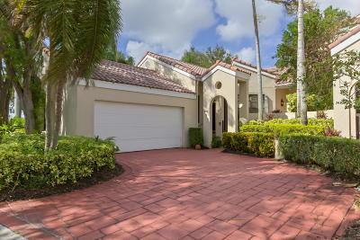 Boca Raton Single Family Home For Sale: 7493 Campo Florido #D