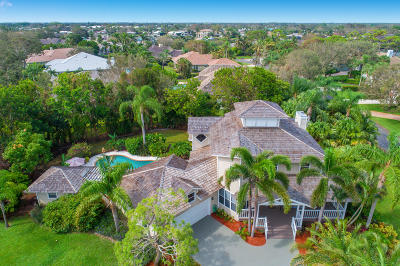 Tequesta Single Family Home For Sale: 18650 SE Lakeside Way