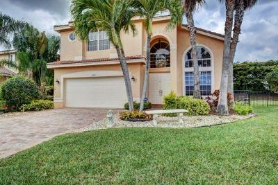 Delray Beach Single Family Home For Sale: 15763 Menton Bay Court