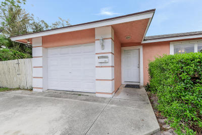 West Palm Beach Single Family Home For Sale: 718 Franklin Road