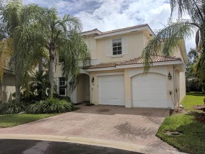 West Palm Beach Single Family Home For Sale: 3081 Breakwater Court