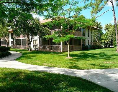 Palm Beach Gardens Rental For Rent: 105 Brackenwood Road #105