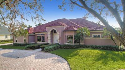 West Palm Beach Single Family Home For Sale: 2670 Tecumseh Drive