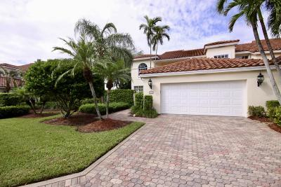 Boca Raton Townhouse For Sale: 5819 NW 24th Terrace