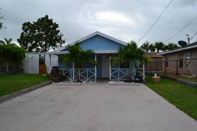 Palm Acres Estates Single Family Home Contingent: 2770 Oklahoma Street