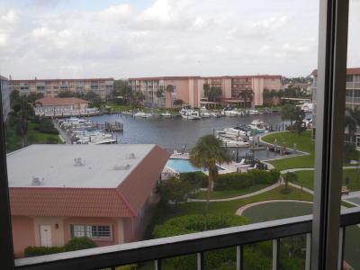 Delray Beach FL Condo Contingent: $245,000