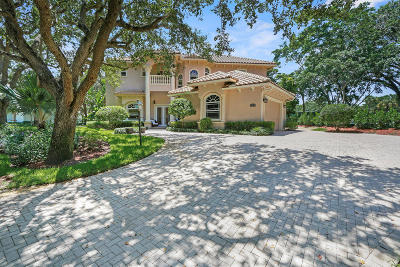 Tequesta Single Family Home For Sale: 18012 SE Heritage Drive