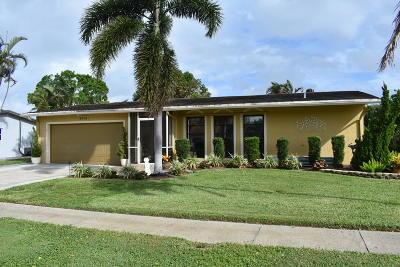 Delray Beach Single Family Home For Sale: 6401 Moonstone Way