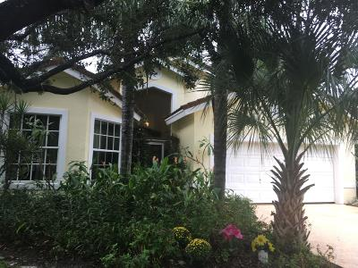Wellington Single Family Home For Sale: 12155 Sunset Point Circle