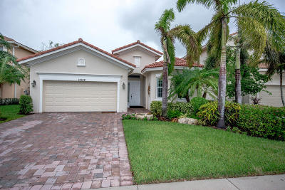 Palm Beach Gardens Single Family Home For Sale: 12108 Aviles Circle