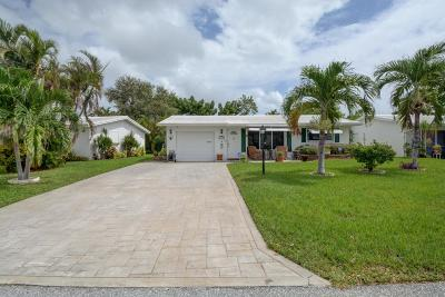Pompano Beach Single Family Home For Sale: 2660 E Golf Boulevard