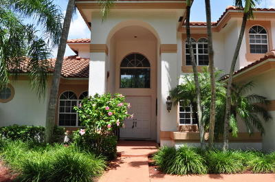 Boca Raton FL Single Family Home For Sale: $1,049,000