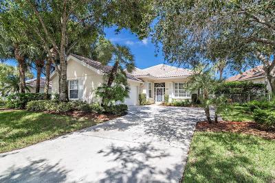 Palm Beach Gardens Single Family Home For Sale: 436 Kelsey Park Drive