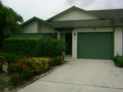 Hobe Sound Rental For Rent: 6853 SE Bunker Hill Drive