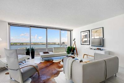 West Palm Beach Rental Leased: 525 S Flagler Drive #10 A