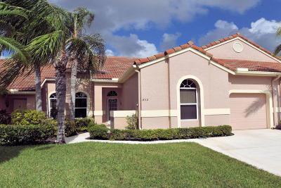 Palm Beach Gardens Rental For Rent: 802 Sabal Palm Lane