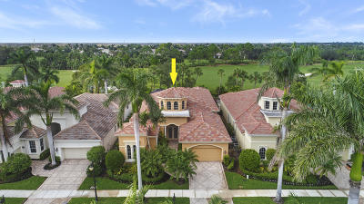 Palm Beach Gardens Single Family Home For Sale: 115 Via Paradisio
