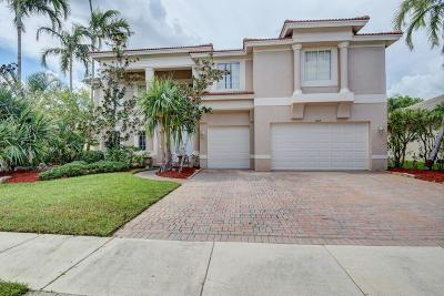 Lake Worth Single Family Home For Sale: 11835 Osprey Point Circle