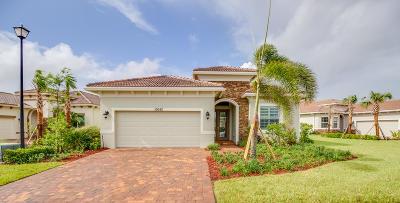 Port Saint Lucie Single Family Home For Sale: 10642 SW Capraia Way