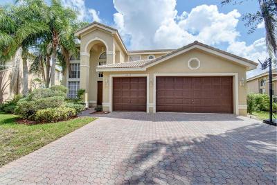 Boca Raton Single Family Home For Sale: 19573 Estuary Drive