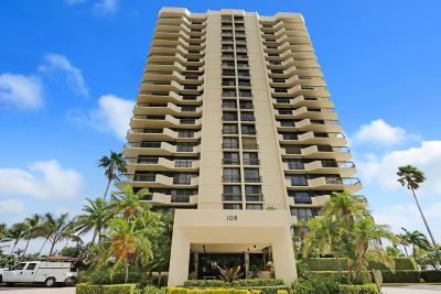 North Palm Beach Condo Contingent: 108 Lakeshore Drive #938
