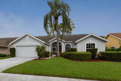 Wellington Single Family Home For Sale: 13055 Meadowbreeze Drive