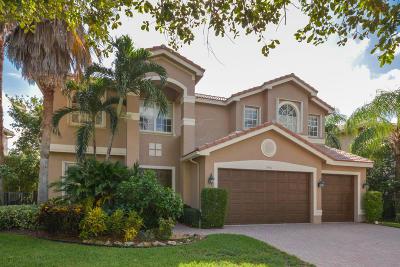 Delray Beach Single Family Home For Sale: 15990 Mataro Bay Court