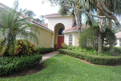 Port Saint Lucie Single Family Home For Sale: 8821 Champions Way