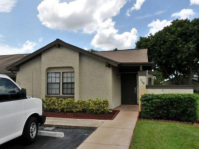 Port Saint Lucie Single Family Home For Sale: 620 SW Jeanne Street