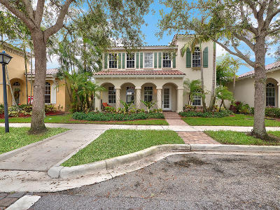 Jupiter Single Family Home For Sale: 146 Santiago Drive