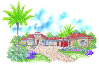 Palm Beach County Single Family Home For Sale: 19999 Black Falcon Road #Lot # 14