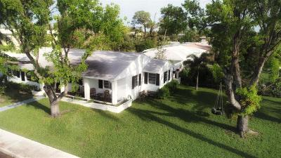 Lake Worth Single Family Home For Sale: 1331 S Palmway