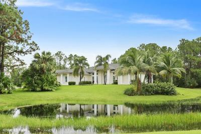 Jupiter Single Family Home Contingent: 2731 SE Tailwinds Road