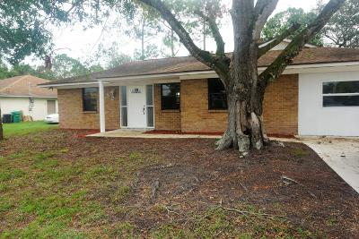 Port Saint Lucie Single Family Home For Sale: 750 SW Port St Lucie Boulevard