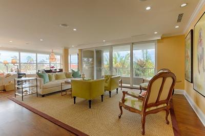Palm Beach Condo For Sale: 227 Brazilian Avenue #Ph A