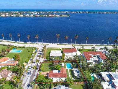 West Palm Beach Single Family Home For Sale: 194 Pershing Way