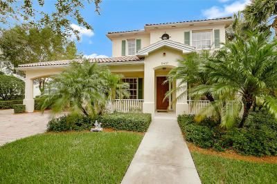 Single Family Home For Sale: 8437 Arima Lane