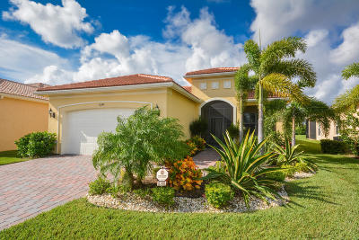 Boynton Beach Single Family Home For Sale: 8346 Cloud Peak Drive