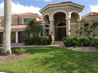 Boca Raton Single Family Home For Sale: 20028 Ocean Key Drive