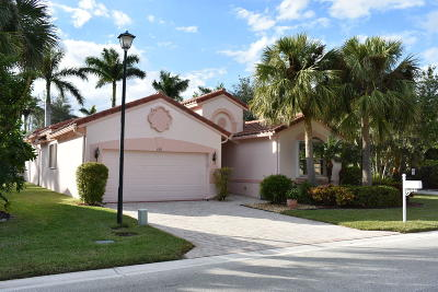 Lake Worth Single Family Home For Sale: 6811 Elianto Way