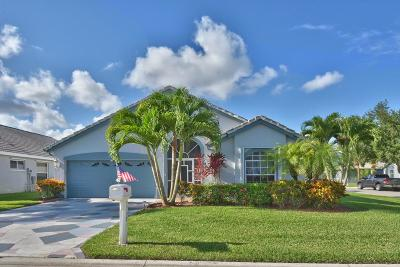 Delray Beach Single Family Home For Sale: 7790 Great Glen Circle