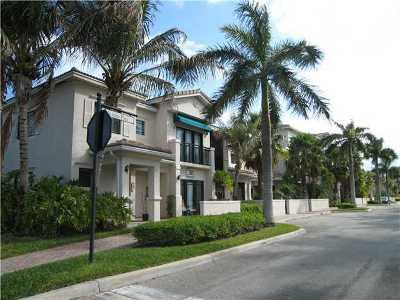 Palm Beach Gardens Condo For Sale: 2801 Sarento Place #110